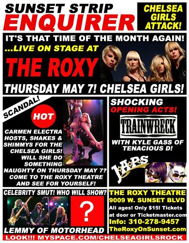 Chelsea Girls 5/7
