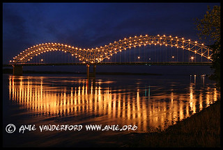 Hernando DeSoto Bridge - Memphis, TN