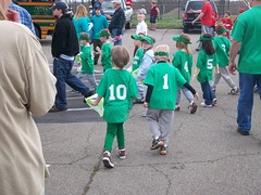 Getting Excited for the Parade! (mathewjohn27) Tags: little league nanticoke