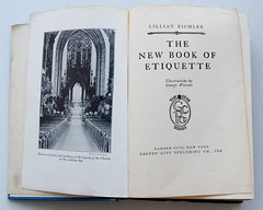 The New Book of Etiquette by Neal Gillis