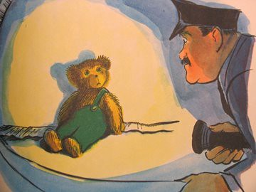 Top 100 Picture Books #22: Corduroy by Donald Freeman