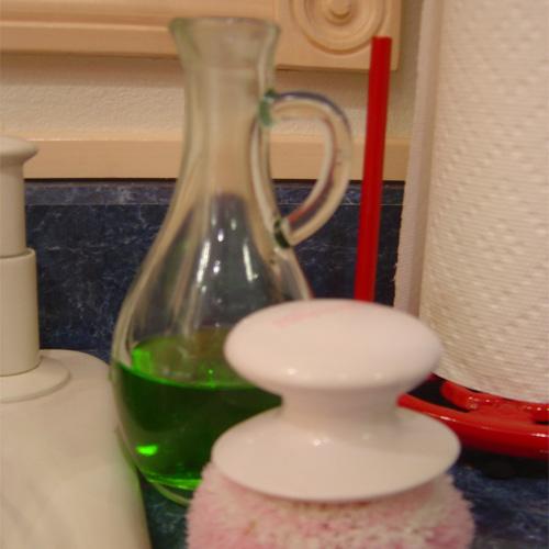 Cruet - Dish Soap