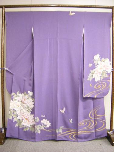 Lavender Furisode