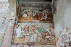 Stories of Genesis, Abbey of Sant'Angelo in Formis, Capua (raffer) Tags: italy church abbey italia chiesa fresco affresco capua santangeloinformis
