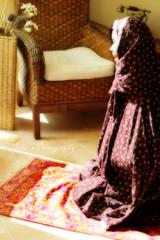 I am... MUSLIM (Julie™) Tags: project julie head qatar thp