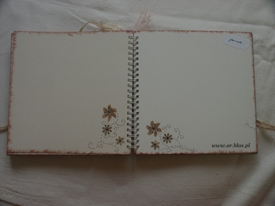 wedding guest book - inside13