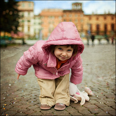(Salvatore Falcone) Tags: pink portrait people baby texture canon children square kid daughter naturallight francesca 5d smle canonef35mmf14lusm salvatorefalcone featuredonadidapcom