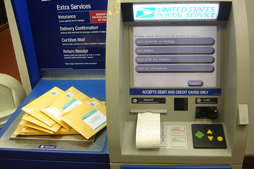 The United States Postal Service Automated Center For Insomniacs