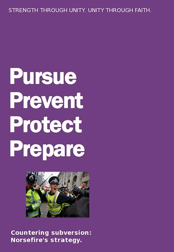 PURSUE, PREVENT, PROTECT, PREPARE