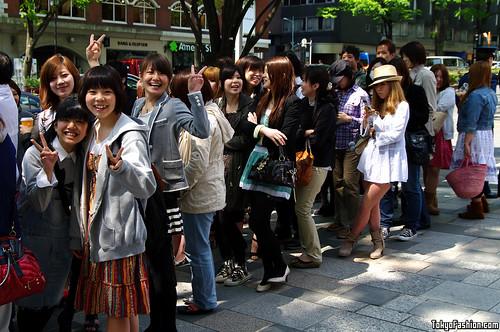 Forever 21 Harajuku Opening