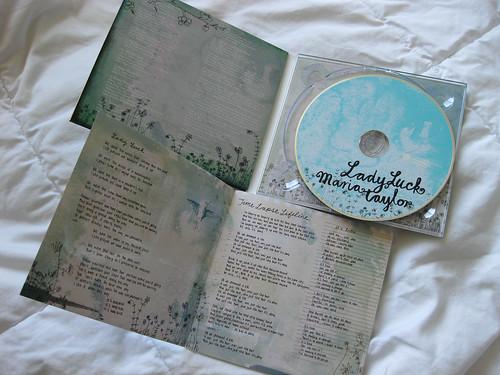 Maria Taylor's new album!