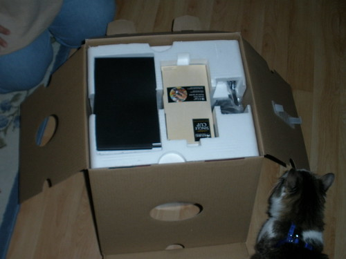 Keurig 04 inside the box
