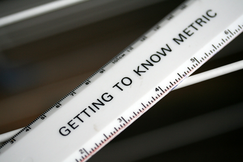 getting to know metric