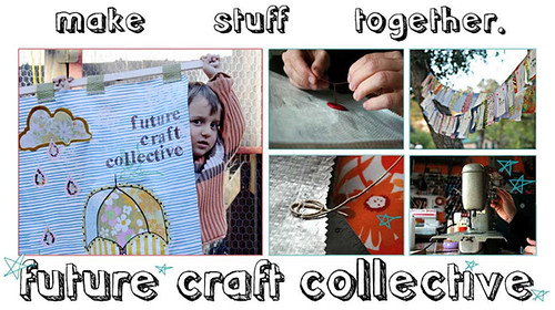 CraftyPod #91: Crafting With Your Kids, with Future Craft Collective