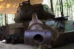 us tank (andess) Tags: travel war tank vietnam charlie vietcong ustank kuchitunnels