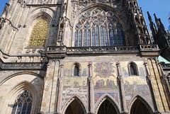 Prag (ritsch48) Tags: prag praha tschechien hradschin mosaik jngstesgericht veitsdom