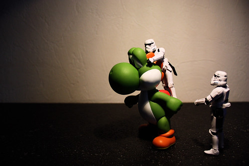 (An attempt at) Taming a Yoshi