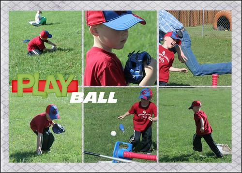 Play Ball 5x7 PDS