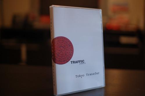 """TRAFFIC """"Tokyo Transfer"""""""