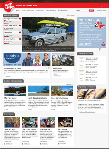 4wd4life home page