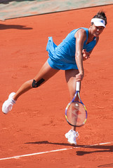 Roland Garros 2009 - Ana Ivanovic (NicolasGaire) Tags: playing paris france girl beauty ana sigma player tennis nicolas roland terre sur simple 500mm 2009 rolandgarros dames retour gaire garros 170500 ivanovic fminine joueuse professionnelle internationaux courtcentral professionnal annaivanovic raquetterolandgarros nicolasgairecom wwwnicolasgairecom