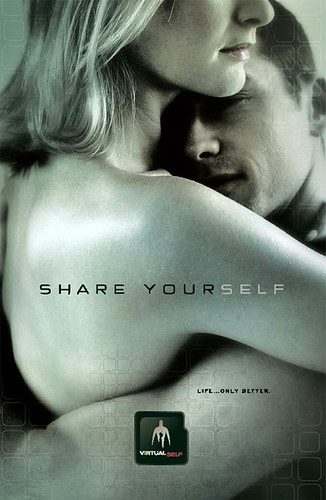 Surrogates Teaser Poster