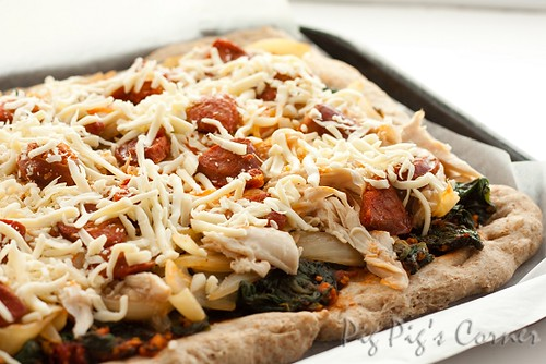 spinach pizza2