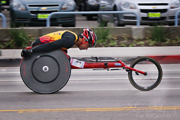 Wheelchair Racing