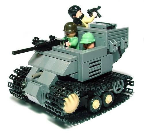 Carden-Loyd Tankette