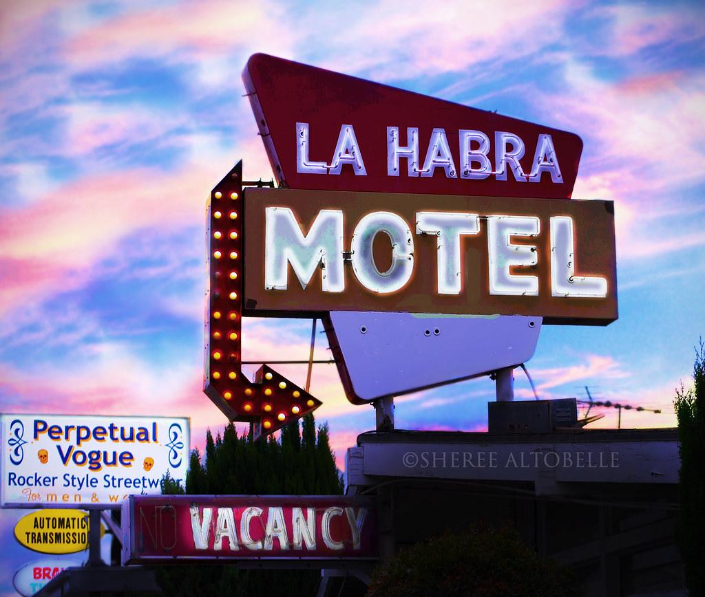 La Habra Motel