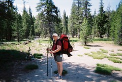 YOSEMITE 2006 (mojave wrangler) Tags: backpacking yosemitenationalpark tuolumnemeadows