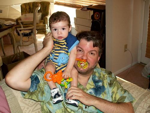 Finny & Daddy