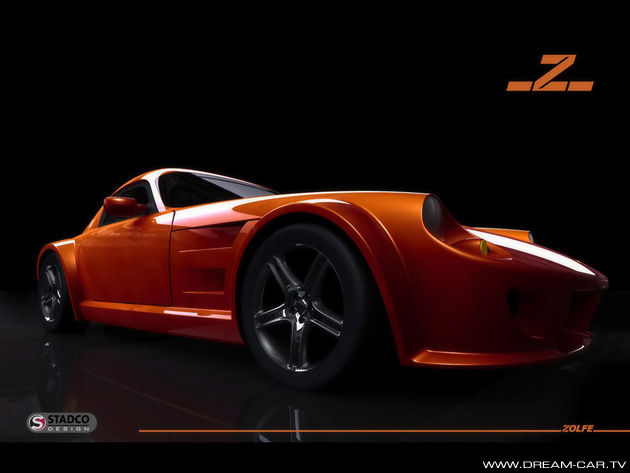 Zolfe Orange GTC4