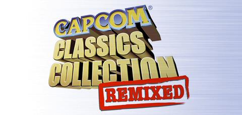 Capcom Classics - Logo