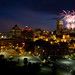 4th of July Fireworks over Albany by no3rdw