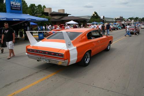 Good Guys Des Moines, Customs Dodge Aero Car