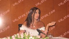 HQ Pics Elissa In Tunisia Press Conference ||       (Elissa Official Page) Tags: pics tunisia elissa conference hq press 2012   in  2011