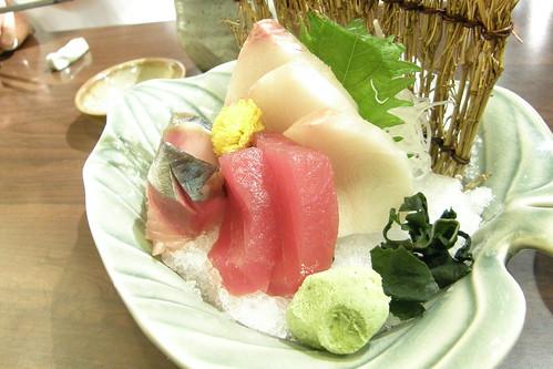02.綜合生魚片