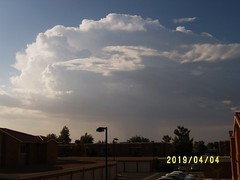July 19,2009 (djbhizzy) Tags: california wrightwood rain hail monsoon cumulus hesperia thunderstorm shaft bigbear severe thunderhead victorville cumulonimbus adelanto solated