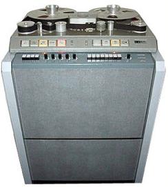 Studer J31 four track tape recorder