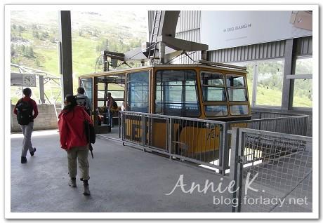 Diavolezza纜車