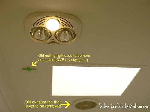 New 3-in-1 Bathroom Light