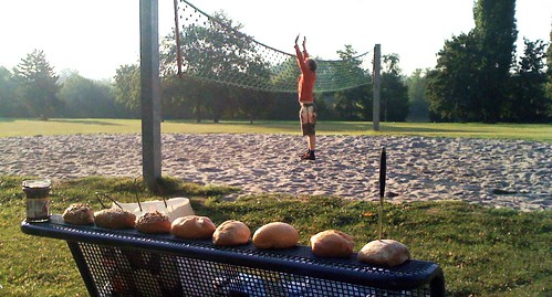 sunrise beachvolleyball