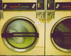 Laundry (pricklypearbloom) Tags: film polaroid spin laundry spectra dryer savepolaroid