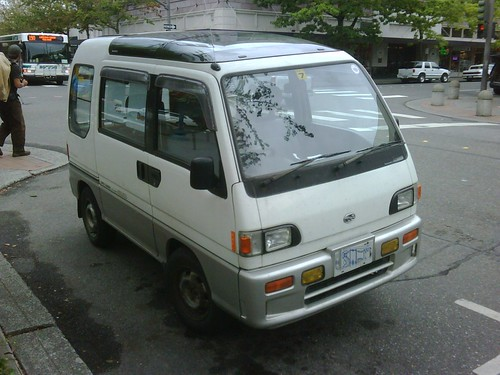 Subaru Sambar Dias II 4WD