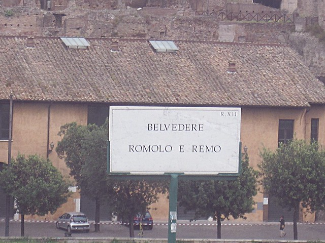 romulus&remus