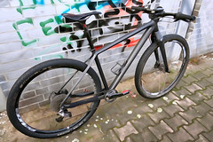 CBH1 carbon frame top