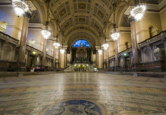 St George's Hall, Liverpool (Paul Sivyer) Tags: liverpool paul stgerorgeshall wildwales mintonfloor sivyer