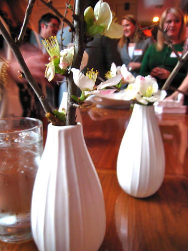 Table Settings and Lively Networking