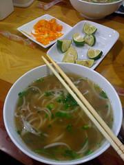 Pho Dinner, Hanoi